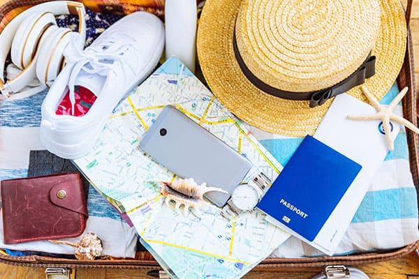Reiseunterlagen